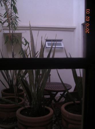 Hotel Portal: View