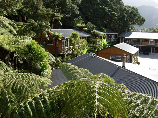 Anchor Lodge Coromandel: Anchor Lodge Resort