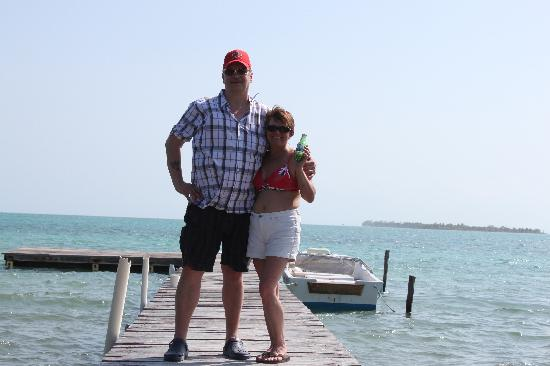 Popeyes Beach Resort: Belize me....It was awesome!!