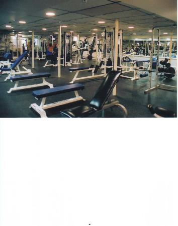 Presque Isle Inn & Convention Center: 8,000 Sq' Fitness