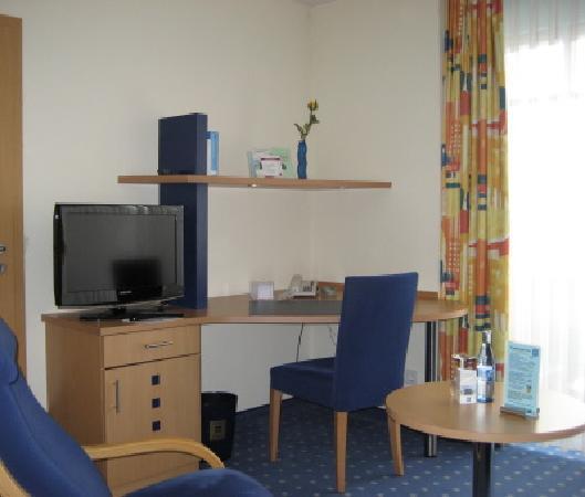 Hotel Ifen: Schreibtisch
