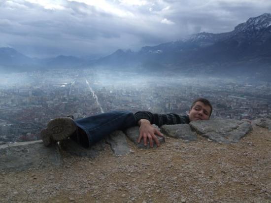 Grenoble, France : I wont give up so easy :)