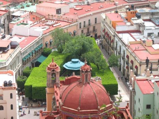 Jardin De La Union (Guanajuato) - All You Need To Know Before You