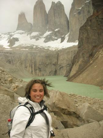 Torres del Paine National Park, Chile: felish, pero casi mori