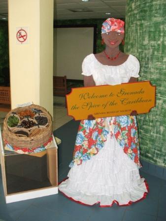 St. George's, Grenada: The spice Island