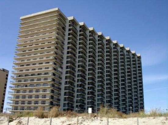 Sea Watch Condominium: the place we stayed
