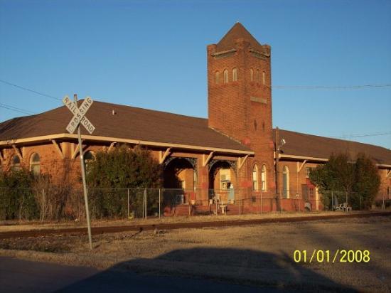 Depot Bonham Tx United States