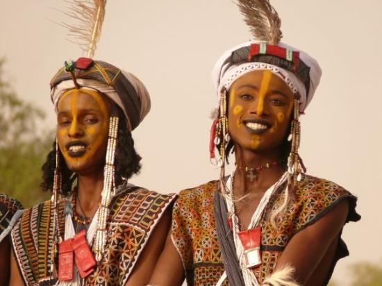 Maradi, Niger: By the way, these Bororo are ale male!