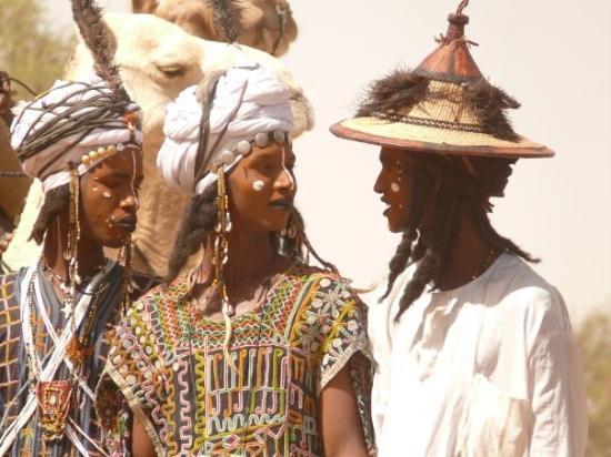 Maradi, Niger: Bororo