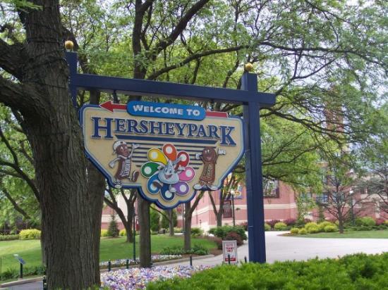 Hersheypark: More rollercoasters