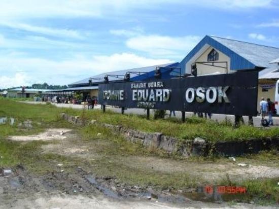 Sorong, Indonesia: Berasa Mendarat di manaaa Gittuuuu