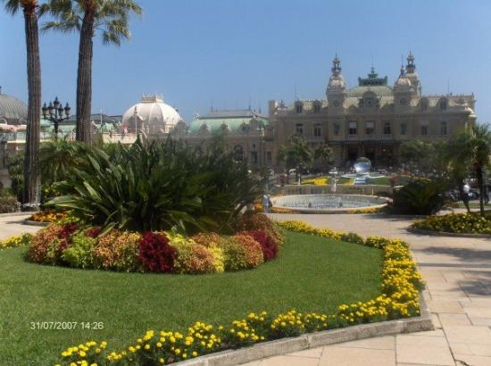Casino of Monte-Carlo: casinoet
