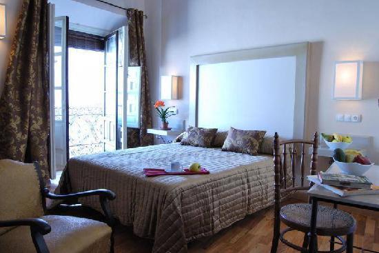 Hotel Rural Casa Grande Almagro: Habitación