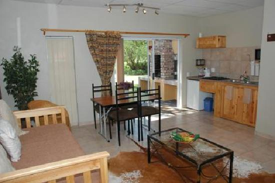101 Oudtshoorn Holiday Accommodation: One of our selfcatering units