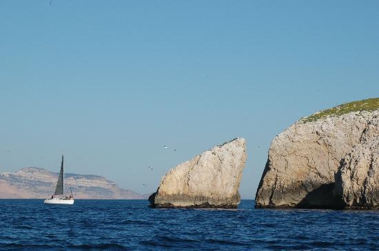 Icard Maritime: Archipel de Riou