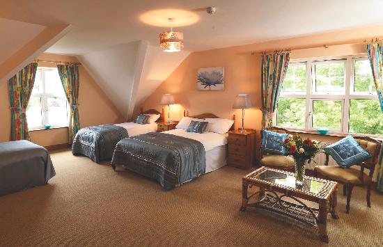 Woodlawn House Killarney: Our Family Suite