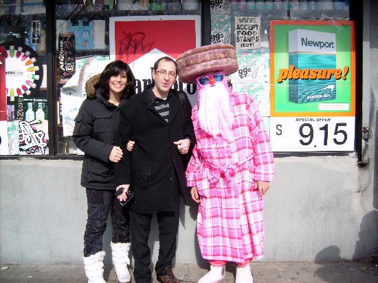 New York Fun Tours: Purim in Boro Park