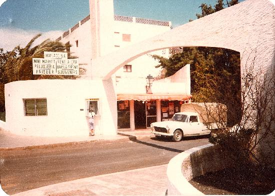 Old Hoplaco Entrance Picture Of The Point Restaurant Corralejo Tripadvisor