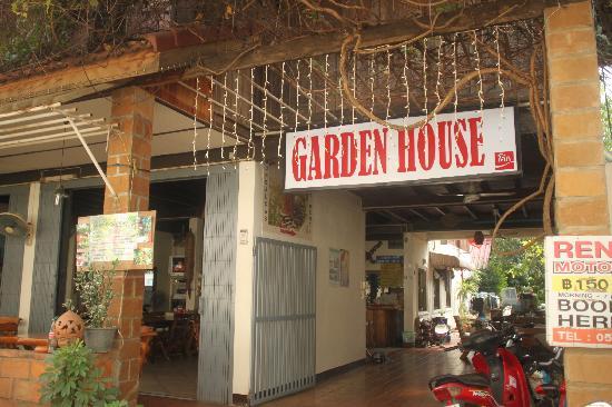 The Garden House: Exteroir