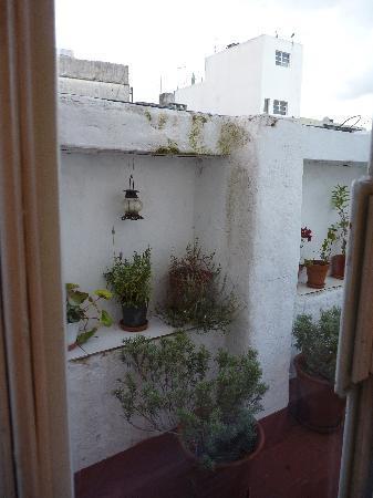 El Jardin del Tango: roof top garden