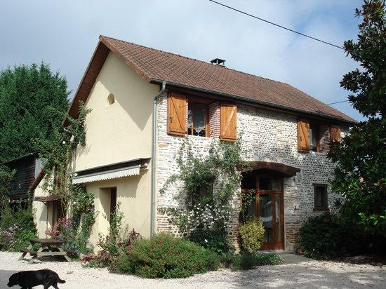 Les gites du hameau de Pau: Les chambres d'hôtes