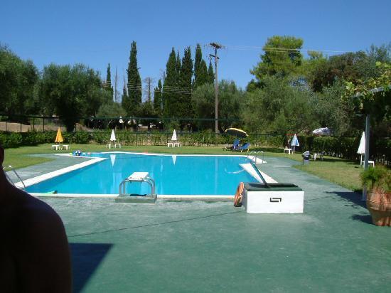 Elizabeth Hotel: Dimitris Sea !