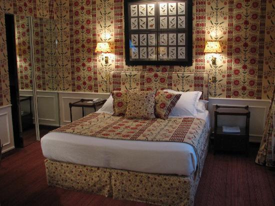 Hotel de l'Abbaye Saint-Germain: Deluxe double