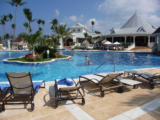 Luxury Bahia Principe Esmeralda: Pool view