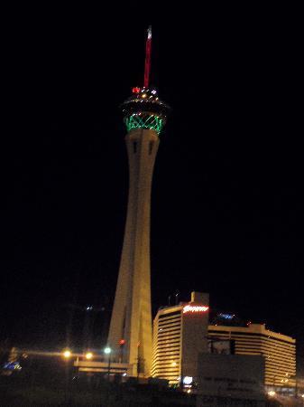 Stratosphere Tower: stratosphere