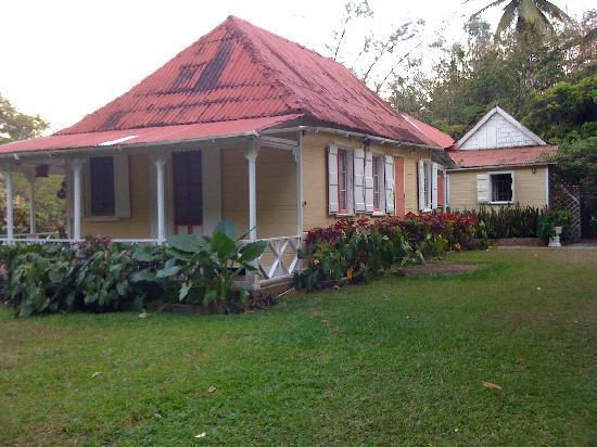 Fond Doux Plantation & Resort: adoreable cottages