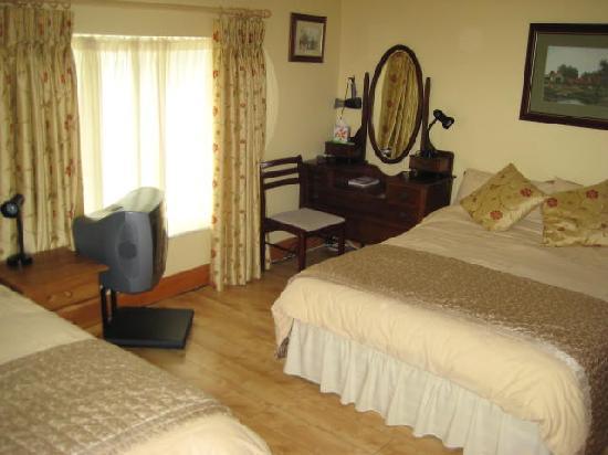 O'Driscoll's Bed & Breakfast: Luxury Bedroom at O'Driscoll's B&B. Glin