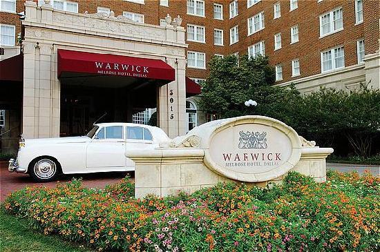 وارويك ميلروز هوتل دالاس: Warwick Melrose Hotel