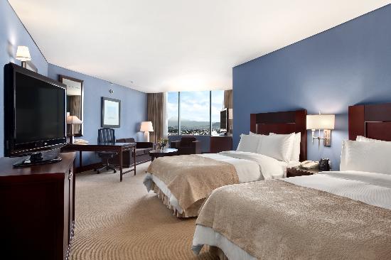 Hilton Mexico City Reforma: Guest Rooms