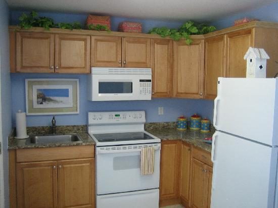 Royal North Beach: Fully equipped kitchens