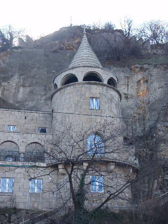 Budapest, Ungarn: GELLERT HILL