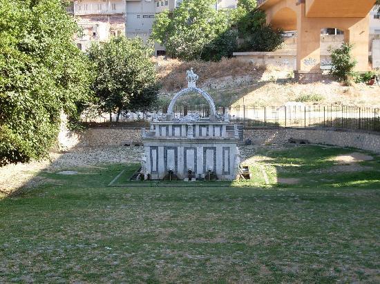 Sassari, Włochy: Fontana di Rosello