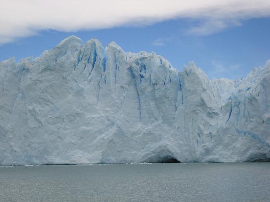 Hosteria Puerto San Julian: glaciar perito moreno