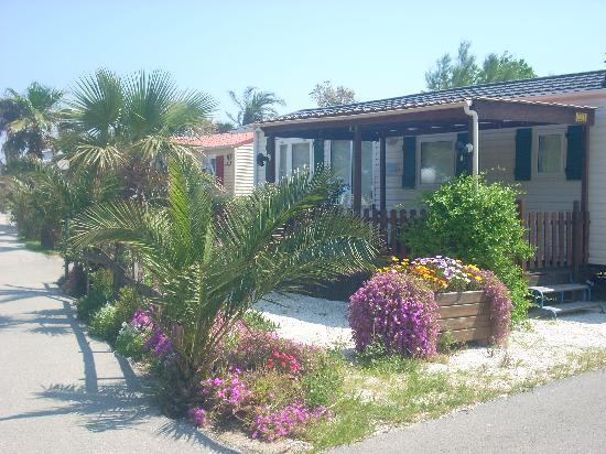 BJ Riviera Holidays : Mobil - home