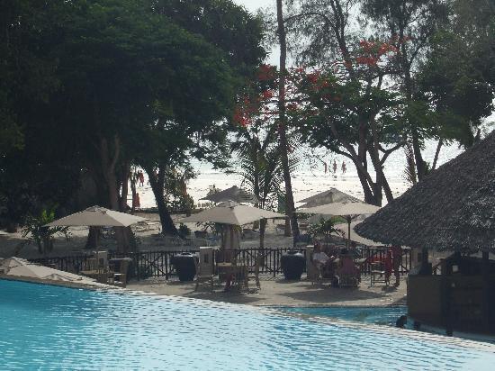 Baobab Beach Resort & Spa: The pool