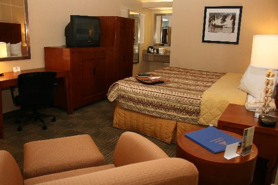 Days Inn Jacksonville Airport: King Guestroom