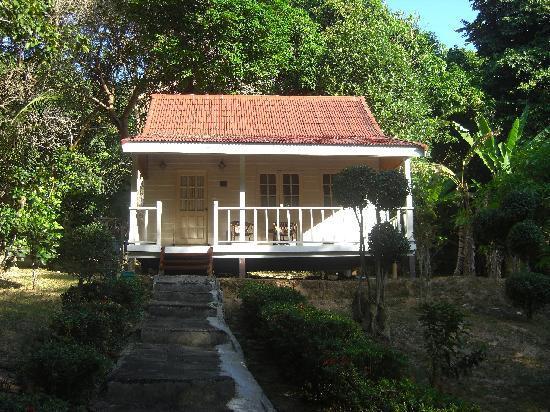 Pansand Resort Ko Bulon Lae: Bungalow D8