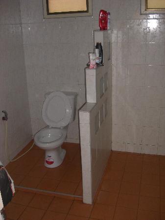 Pansand Resort Ko Bulon Lae: Badezimmer