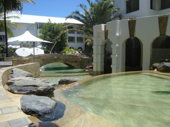 hotellet i port douglas :)