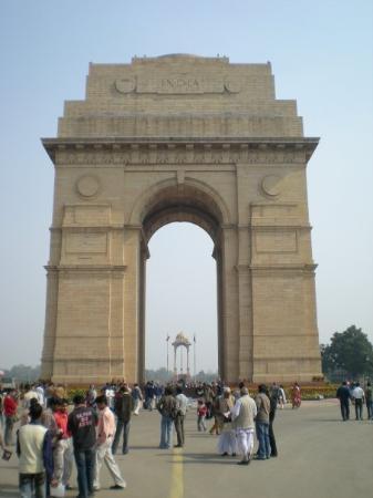 India Gate: India Arch (Delhi)