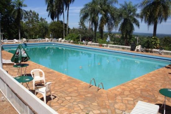 Hotel ACA Eldorado: the HUGE pool