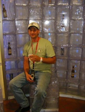 Me at the Coors Brewing Factory in Golden, Colorado ...