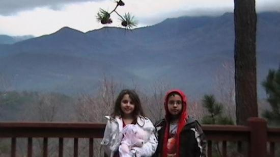 Chalet Rentals of the Smokies : Brandon and Cassidy