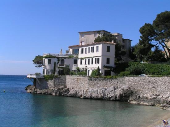Famous House In Cassis France Check Out The Movie The