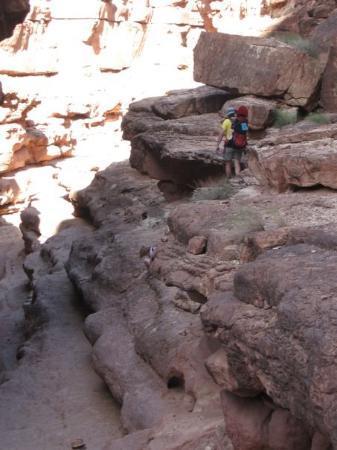 Bilde fra Marble Canyon