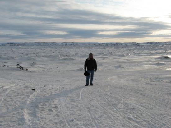 Iqaluit, Canada: Prácticamente es un desierto de hielo.